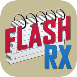 FlashRX - Top 250 Drugs Adaptive-Learning Flashcards and Quizzes